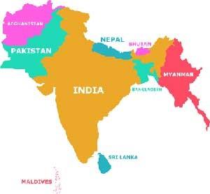 SAARC-countries